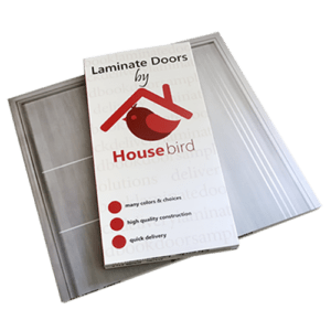Χρωματολόγιο - Δειγματολόγιο Πόρτας Laminate Housebird