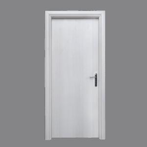 Πόρτα Laminate Λευκό - Ριγέ