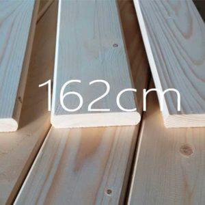 Τάβλα Κρεβατιού Ελάτης 162cm