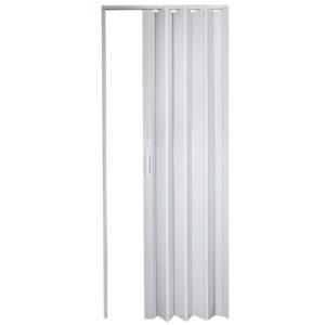 Πτυσσόμενη Πόρτα (Φυσούνα) απλή με ύψος μέχρι 230cm
