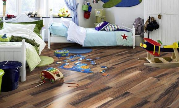ασφαλές παιδικό δωμάτιο