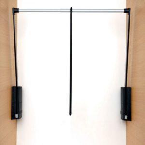 Ασανσέρ servetto 77-120cm (Μαύρο)