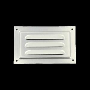 Αεραγωγός (75 x 125mm) αλουμινίου