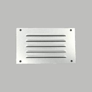 Αεραγωγός (58 x 88mm) αλουμινίου