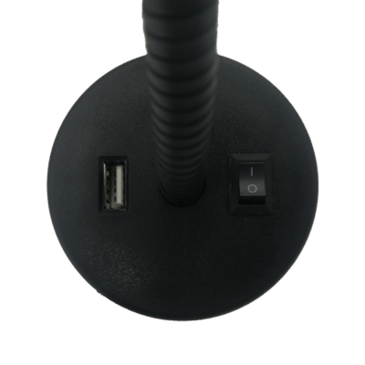 LED Σπιράλ 12V + 1.5A adapter