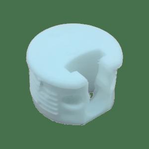 Στήριγμα ραφιού RAFIX (Λευκό)