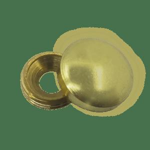 Καπελάκι στρόγγυλο Βίδες 3.0-3.5-4.0 (χρυσό)