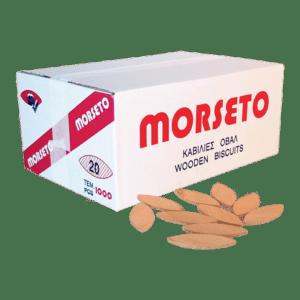 MORSETO καβίλιες οβάλ (μπισκότο)