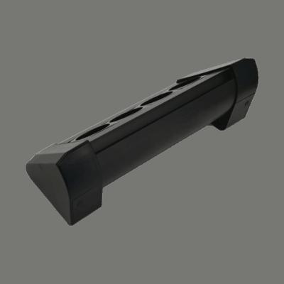 Τριγωνικό πολύπριζο (μαύρο)