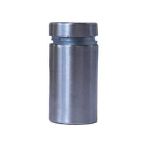Αποστάτης Τζαμιού αλουμινίου 25mm (Φ16mm)