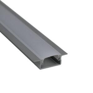 Προφίλ αλουμινίου για ταινία LED