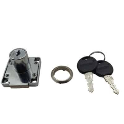 κλειδαριά συρταριού/ντουλάπας 19Χ22mm