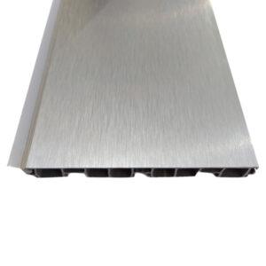 Μπάζα Πλαστική (Inox) 12cm