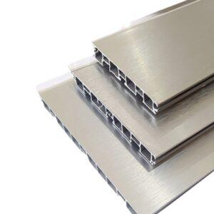 Μπάζες πλαστικές (inox) X (10-12-15cm)